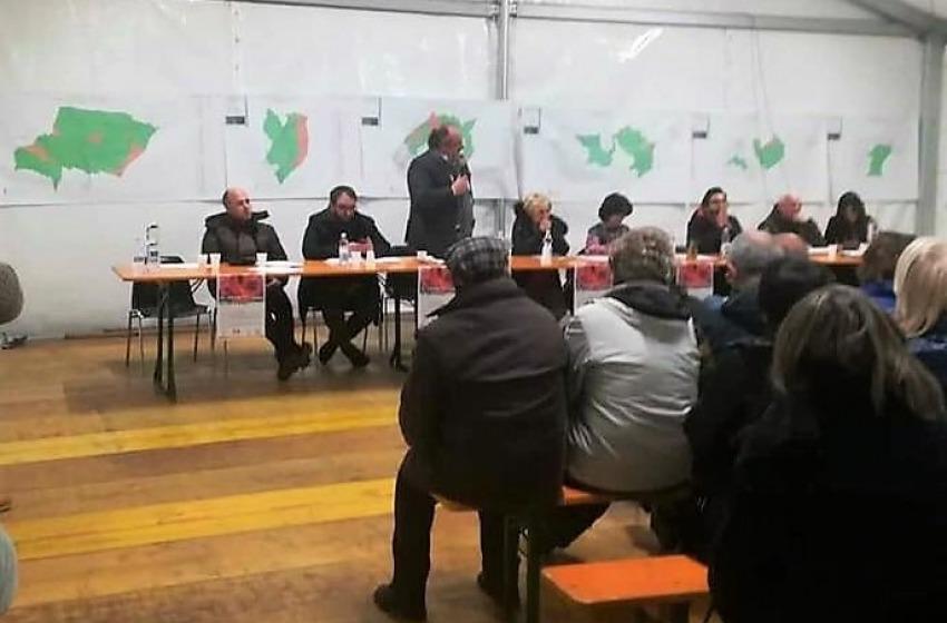 Tutti contro la centrale Snam: Mazzocca annuncia la lotta, Bracco chiede gli atti