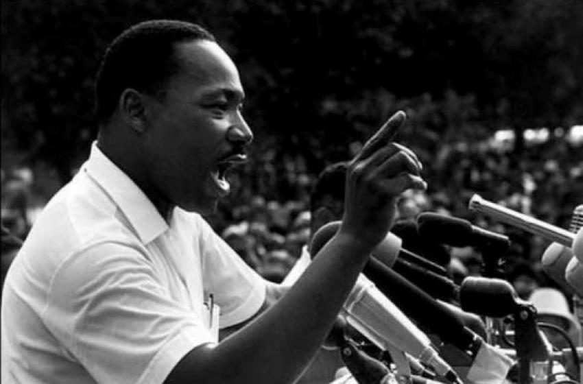 "Martin Luther King il ""Mahatma Gandhi"" degli Stati Uniti"
