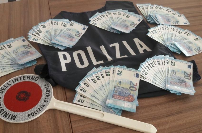 Pratola Peligna: denunciate quattro persone per detenzione di banconote false