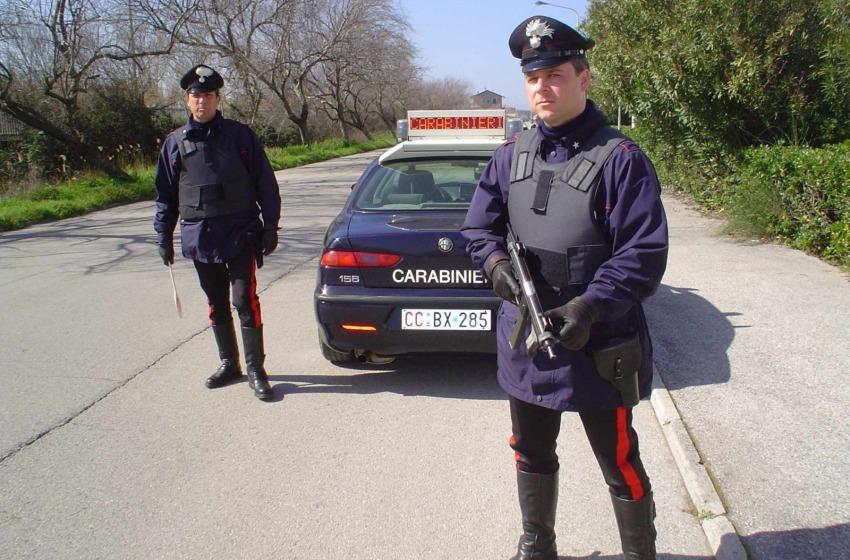 "Operazione ""Periferie Sicure"" nell'Aquilano: due arresti per droga, nove persone denunciate"