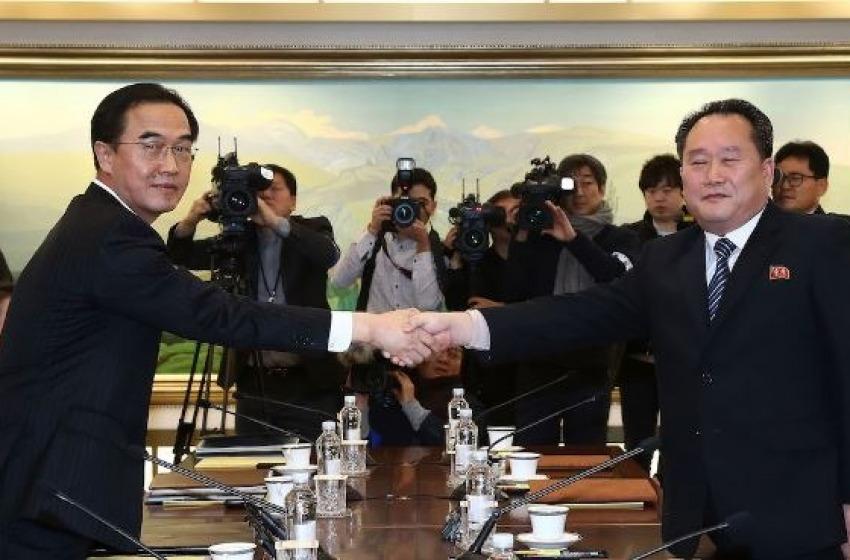 Lo sport riunira' le due Coree?