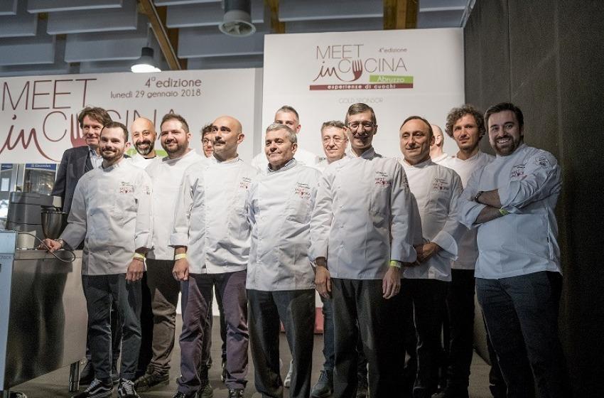 Successo al Meet in Cucina 2018, oltre 600 presenze nel Salone della Camera di Commercio