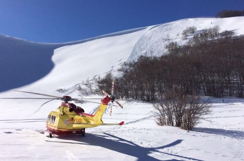 La valanga torna ad uccidere in Abruzzo, due sciatori esperti travolti a Campo Felice