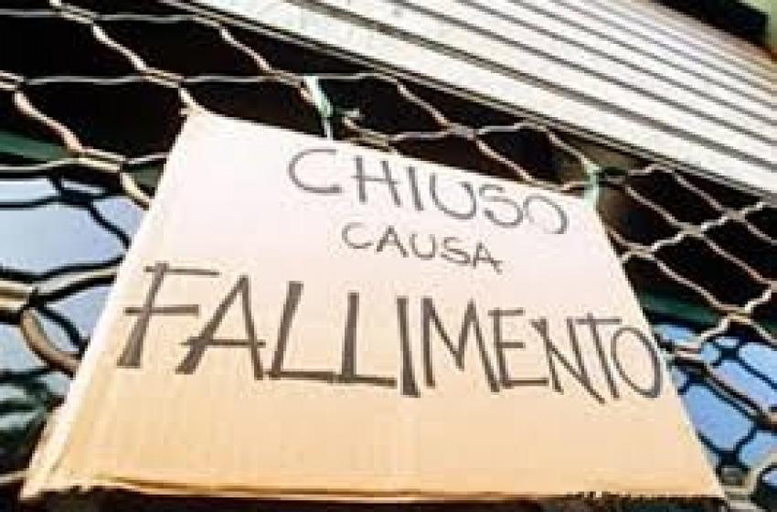 Abruzzo sempre più in crisi: perse oltre 4mila aziende in soli cinque anni