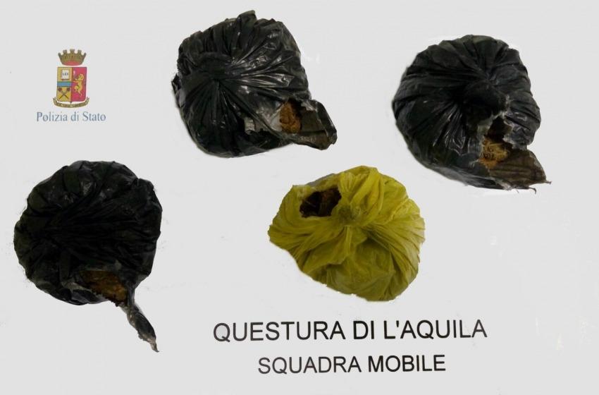 "L'Aquila: arrestato spacciatore nigeriano grazie all'app ""YouPol"""