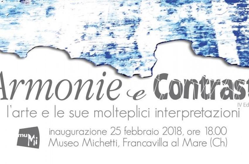"""""""Armonie e Contrasti"""" al MuMi di Francavilla al Mare"""