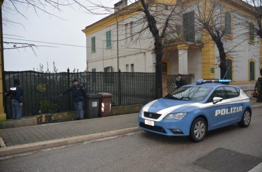Chieti: la Polizia arresta nella notte un piromane nel centro cittadino