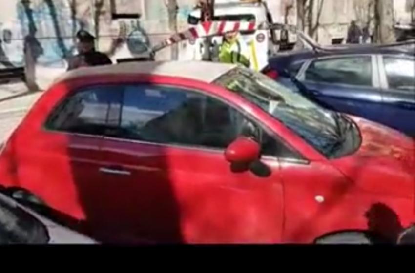 Alessandro Neri è scomparso. Questa mattina la sua Fiat 500 era a Pescara