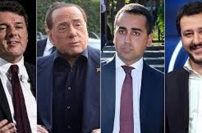 Adesso non e' piu' caos. Ora la politica in Italia sta diventando un affare ridicolo