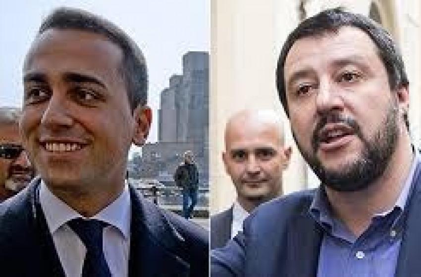 """Negli Stati Uniti scommettono sul """"Governo a due"""" con Salvini o Di Maio premier"""