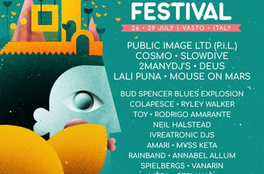 Public Image LtD, 2 Many DJs e dEUS al Siren Festival 2018
