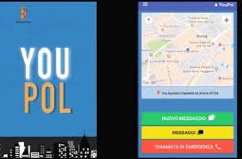 """Polizia di Stato: ecco la nuova app """"YouPol"""" contro bulli e spacciatori"""