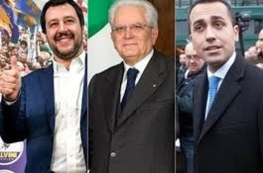Di Maio cerca soluzione, Salvini insiste con il voto. E Mattarella?