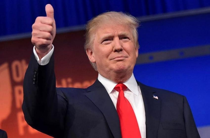 """Trump: """"Quando l'Italia vuole sa fare i passi giusti"""""""