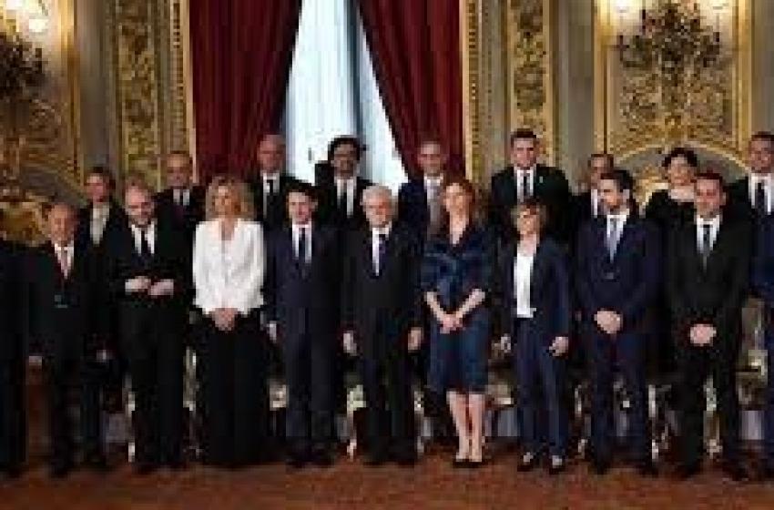 Vento glaciale dall'Europa sul nuovo governo italiano