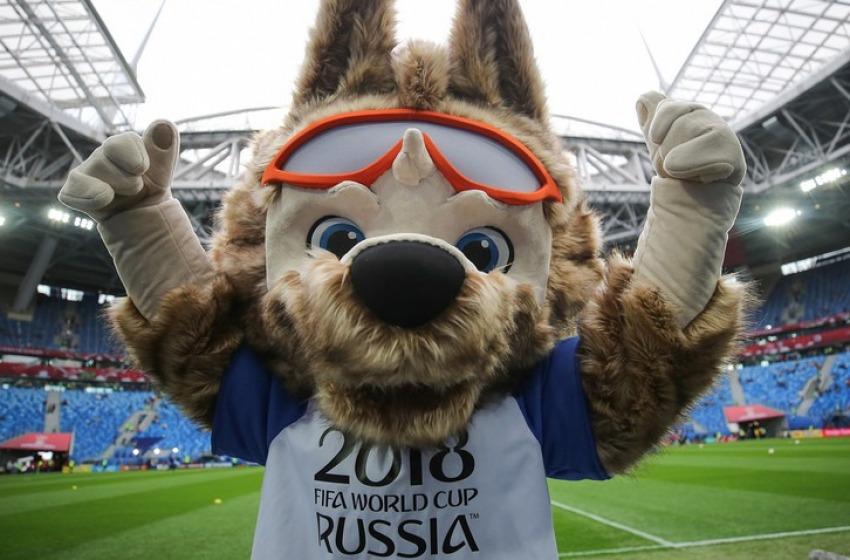 """I Campioni dei Mondiali FIFA di Russia 2018 consacrano la """"Terra degli Zar"""""""