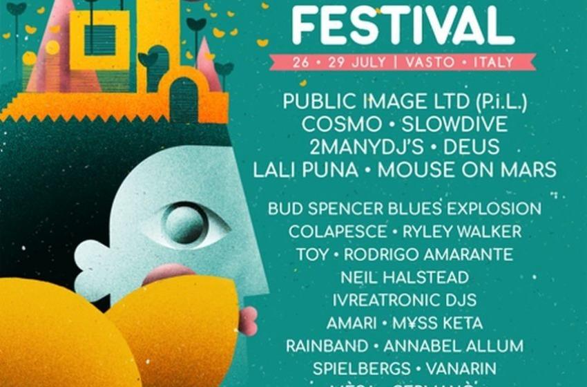 """""""Siren Festival 2018"""", la line up definitiva della quinta attesissima edizione"""