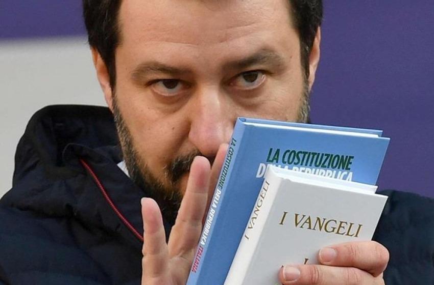 «i rom italiani, purtroppo, dobbiamo tenerceli». Querela in arrivo per Salvini