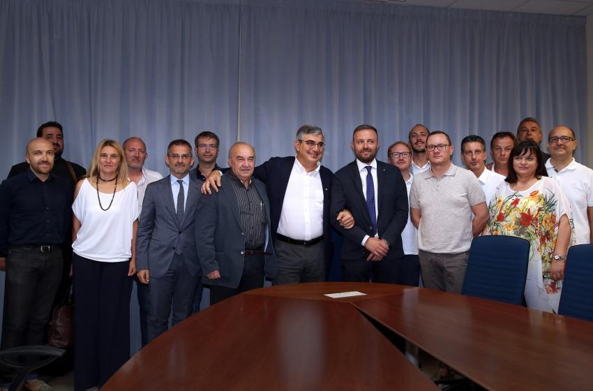 D'Alfonso lascia l'Abruzzo per fare il senatore dopo 50 mesi di legislatura