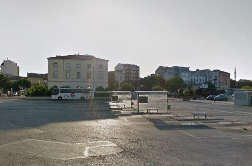 Gravissimo episodio di violenza al Terminal Bus: una donna di 39 anni è stata violentata