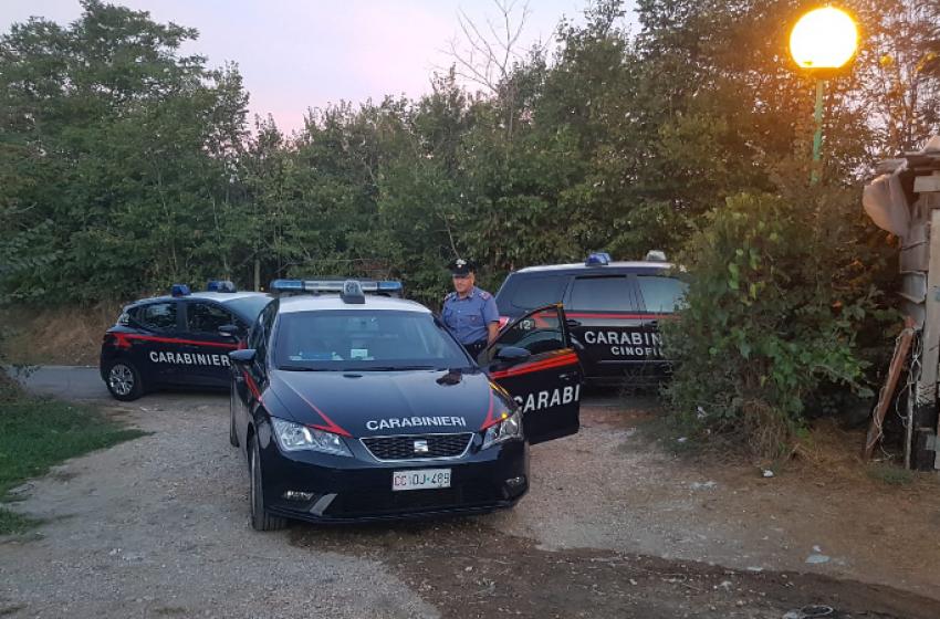"""Sgominata centrale di spaccio a """"Rancitelli"""": tre arresti dei Carabinieri"""