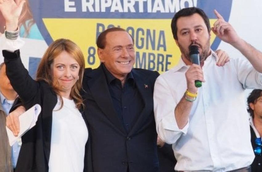 Salvini, Berlusca e Meloni insieme per le regionali 2019. Ma perchè non governano insieme?