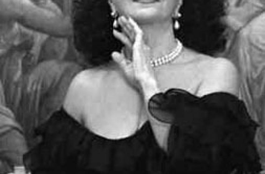 L'abruzzese Anna Maria Pellegriniuno dei più grandi soprani del mondo