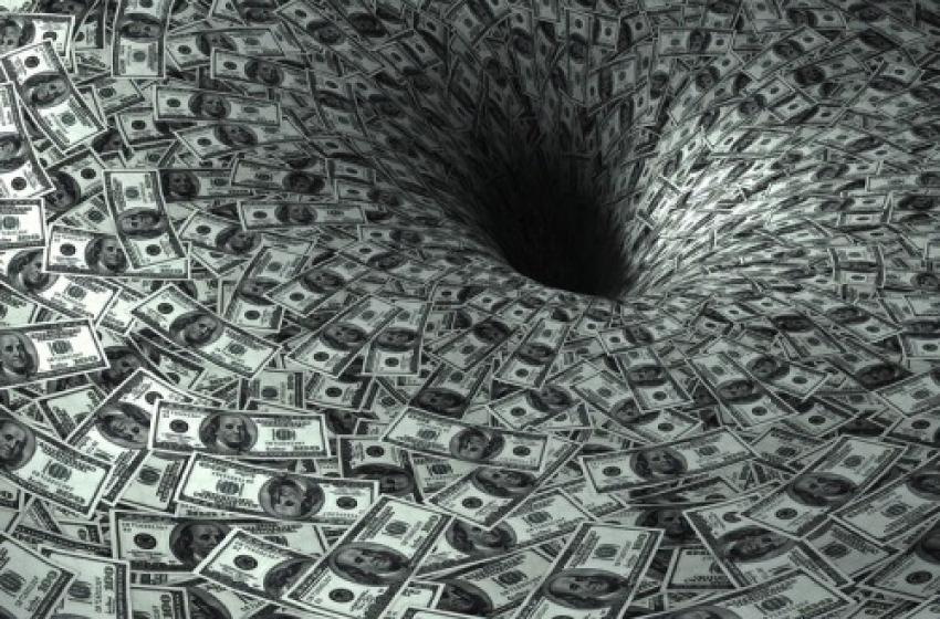 Un fiume di soldi