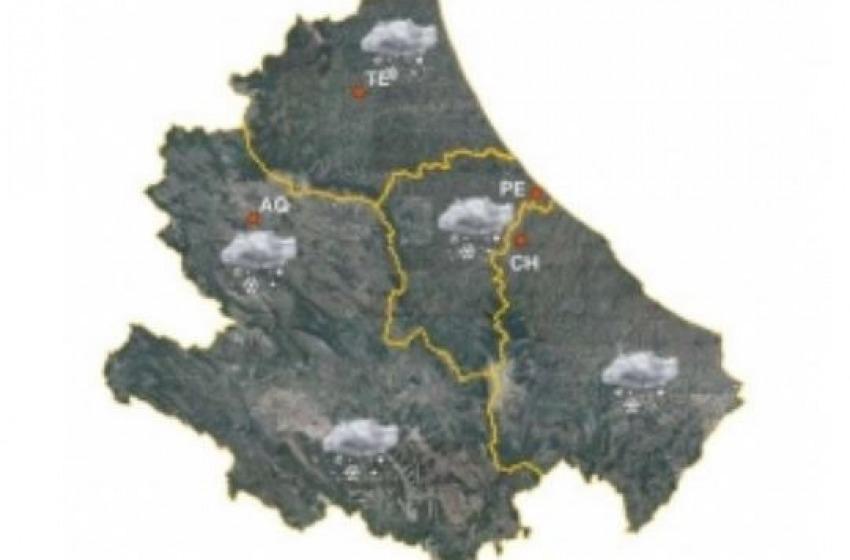 Abruzzo - Previsioni Meteorologiche dal 2 al 3 gennaio 2019