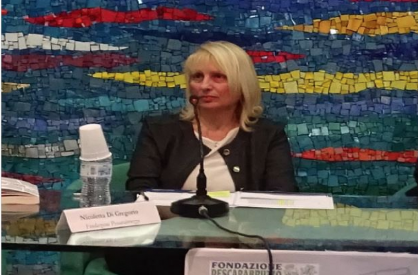 Nicoletta Di Gregorio nuovo presidente della Fondazione PescarAbruzzo