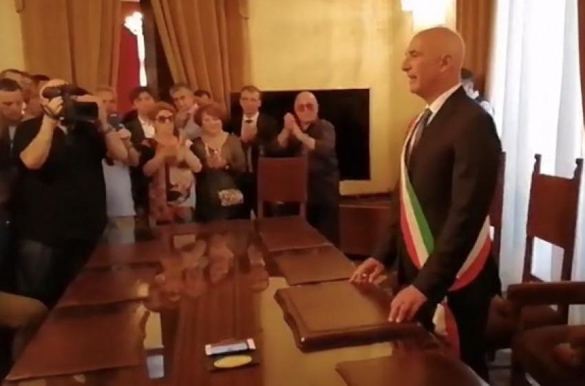 Pescara: l'avvocato Carlo Masci di Forza Italia proclamato sindaco della citta'