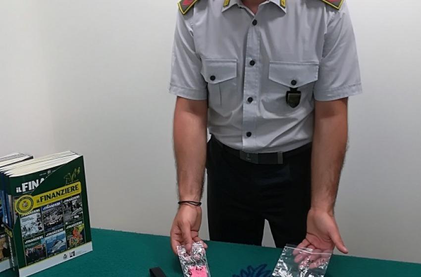 Ketamina, Anfetamine e Ecstasy: sequestrata la 'droga dello sballo'