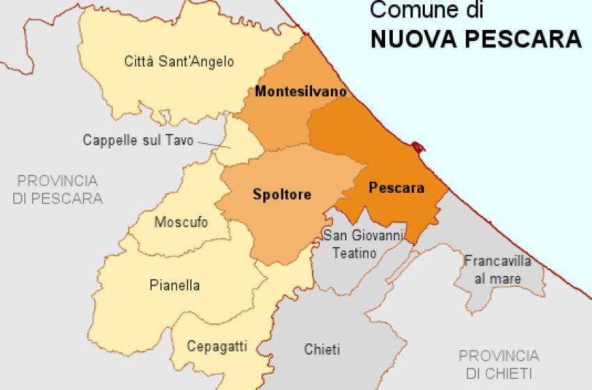 Nuova Pescara, il 19 settembre si predispone lo Statuto Provvisorio