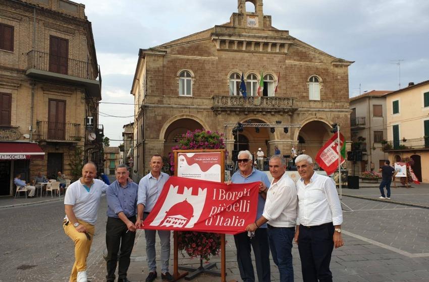 """Assemblea interregionale del Club de """" I Borghi piu' belli d' Italia """""""