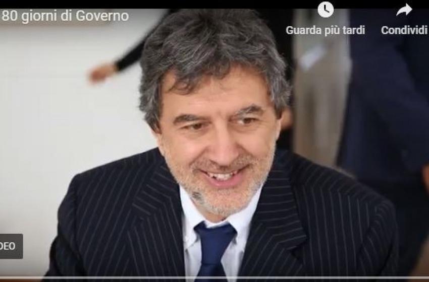 """Marsilio replica al PD: """"In sei mesi abbiamo riportato l'Abruzzo al centro della politica"""""""