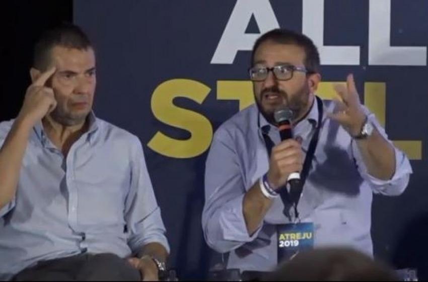 """Atreju, il sindaco di L' Aquila ribadisce il """"NO"""" a Saviano e Zerocalcare"""