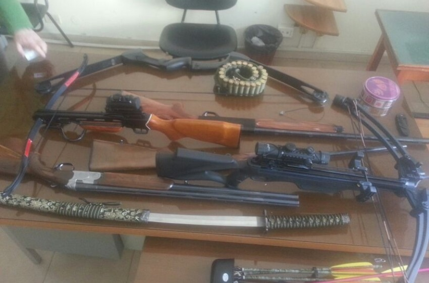Quali sono le regole per detenere correttamente una arma in casa?