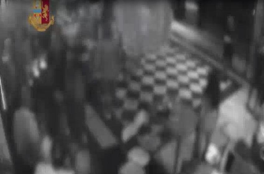 Notte di paura in via Cesare Battisti. Arrestati quattro ex pugili