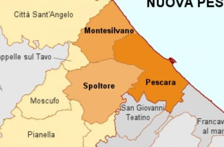 Nuova Pescara: scoppia la 'guerra' dei Prg. Montesilvano si candida per la revisione