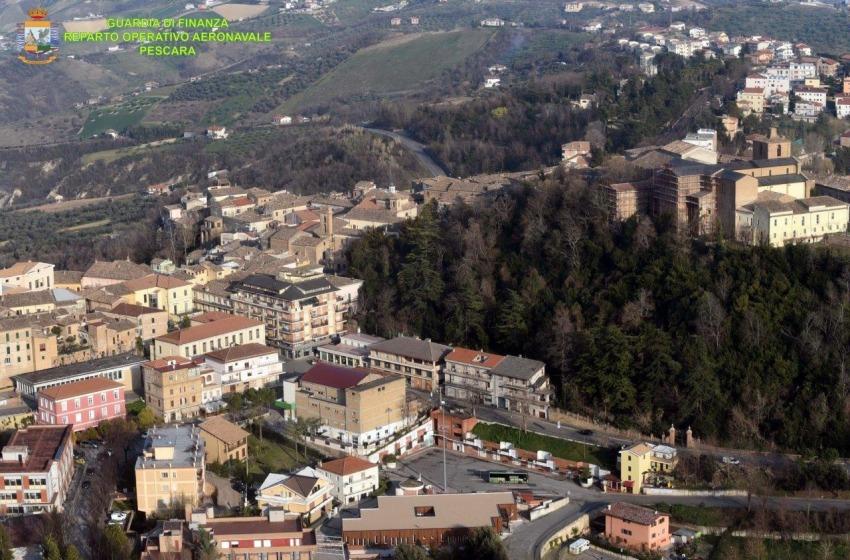 Estesa la zona rossa in Abruzzo anche all'area vestina