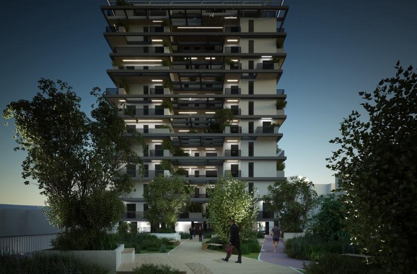 """Lo skyline di Pescara avra' presto il profilo di """"The Place - #Emozioni da vivere"""""""