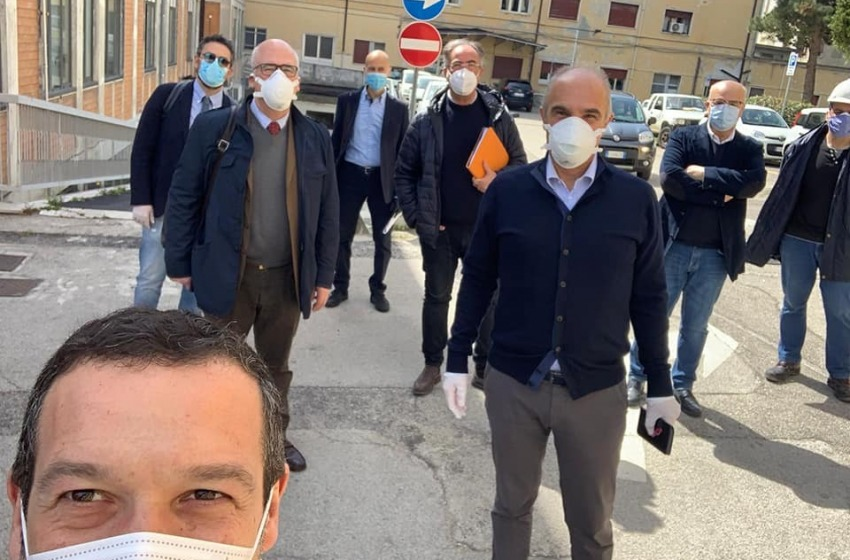 Pescara: il Comune pronto a distribuire 70mila mascherine ai pescaresi