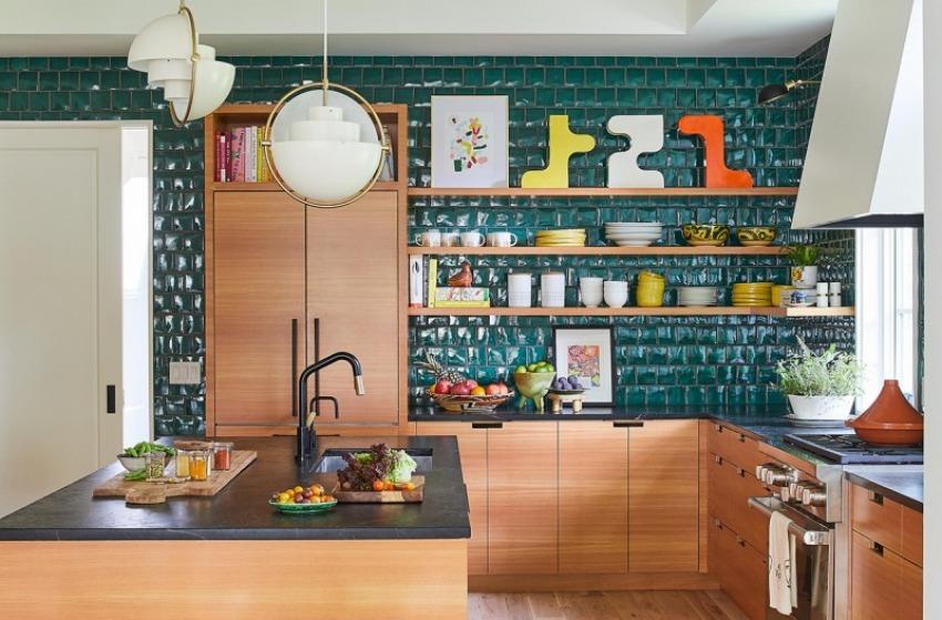 Cucine moderne: 5 consigli per usare bene i colori