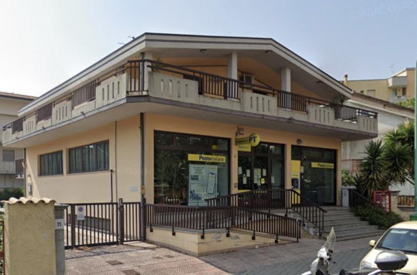 Maxi rapina alle poste di Via Monte Faito. Ladri in fuga con 300mila euro