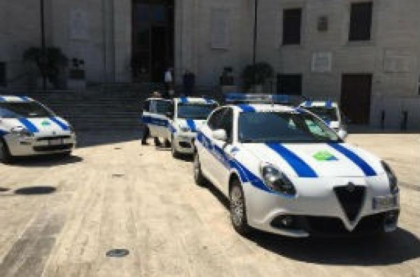 Bando di concorso per 15 vigili urbani a Pescara