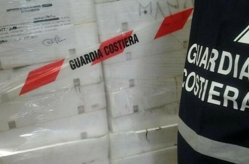 """Operazione """"Frontiere Tracciabili"""": maxi sequestro della Guardia Costiera"""