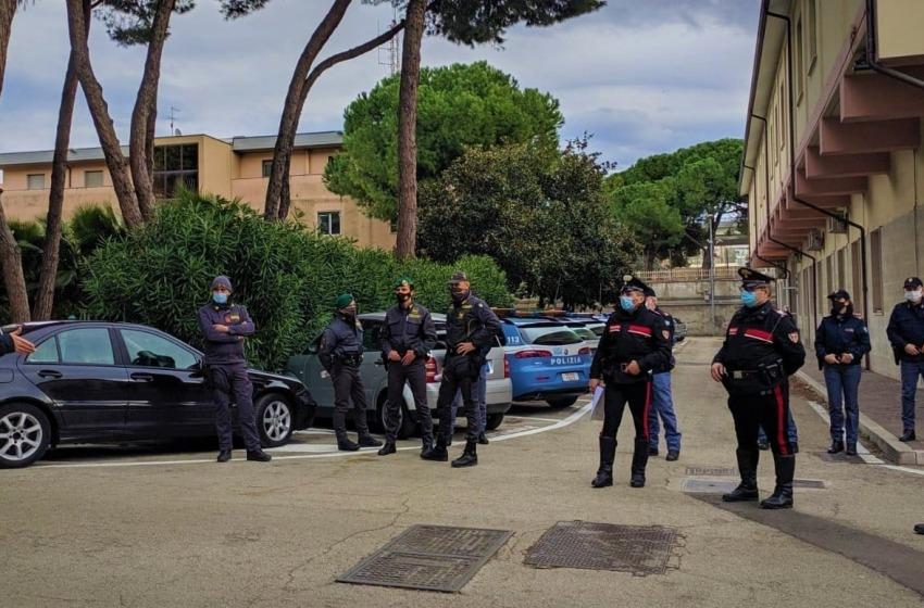 Due arresti e diverse perquisizioni a Rancitelli