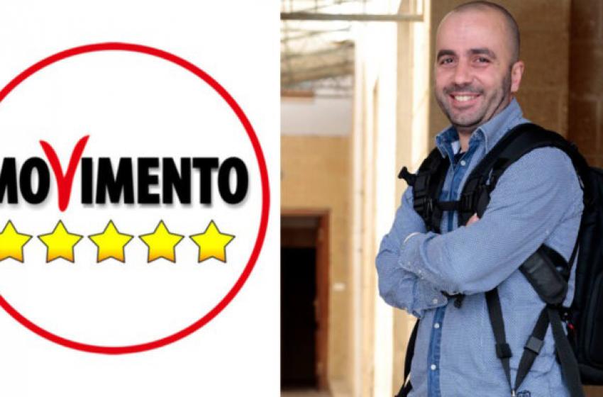 """Il M5S Sulmona difende D'Aloisio: """"Rappresenta in pieno il nostro essere contro l'opportunismo"""""""