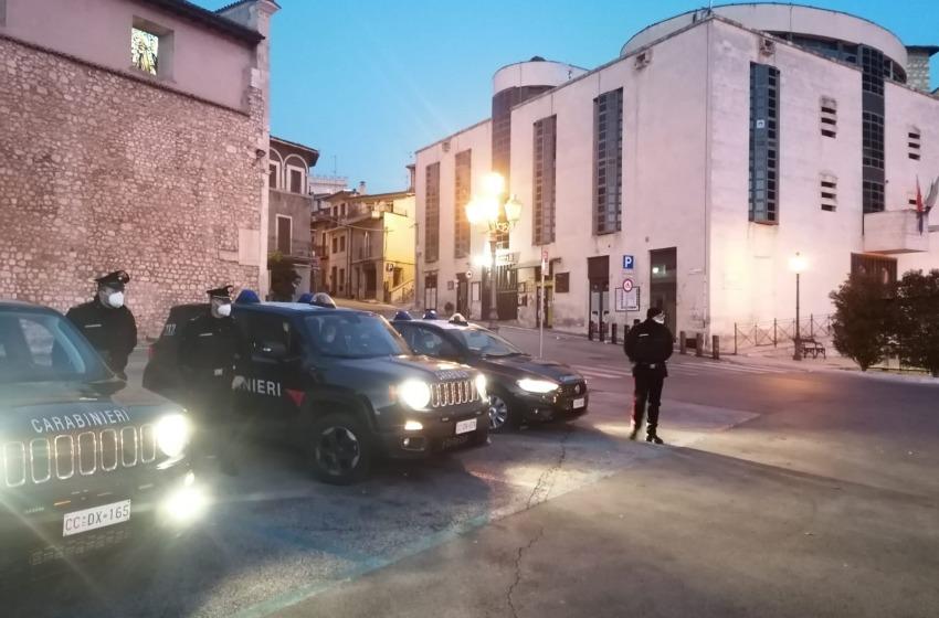 Blitz dei carabinieri al Comune di Celano: nei guai politici, imprenditori e funzionari comunali
