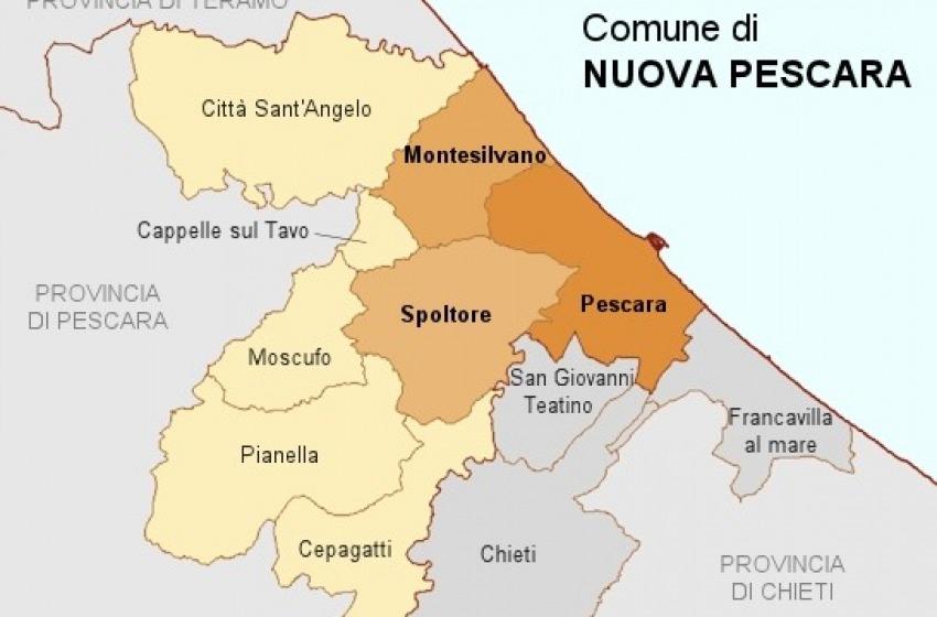 Nuova Pescara e il  problema della toponomastica: via doppioni e triple identiche